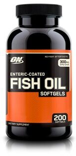 ON Fish Oil (200 капс)