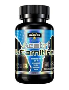 Acetyl L-Carnitine 100 капсул
