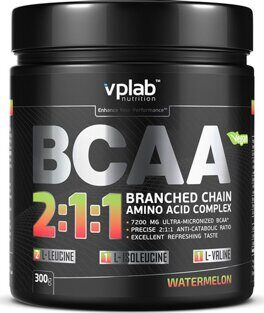 VPlab Nutrition BCAA 2:1:1 watermelon