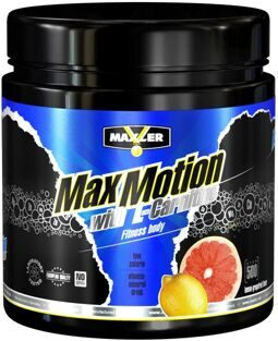 Max Motion With L-Carnitine 500г.